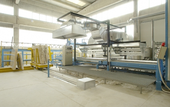 Resin line RESIN SYSTEM FOR SLABS
