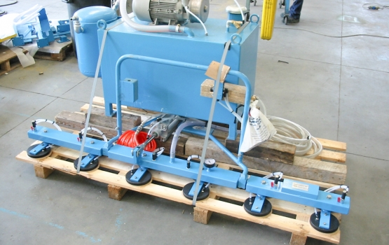 Sucker lifting machine SAV3221